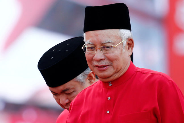 Ousted Malaysian PM Najib says will respect ban on travel abroad