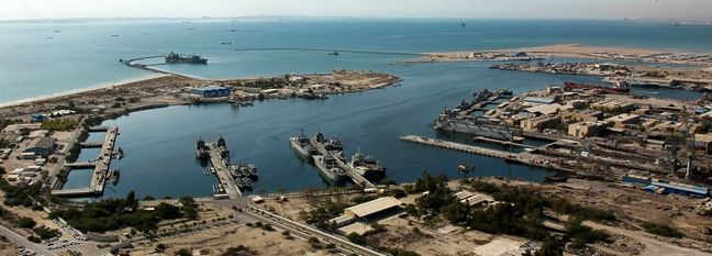 Iranian Ports Handle Over 11m Tons of Goods in 1 Month