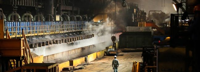 Iran Steel Heavyweights Export 4.3m Tons in Nine Months