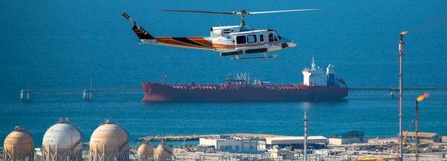 South Korea Resumes Iran Oil Import