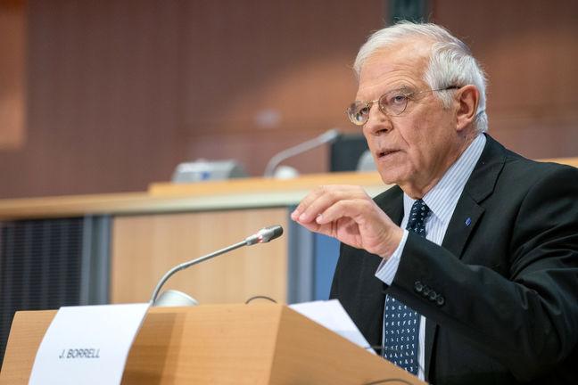 Top EU Diplomat Urges JCPOA's Sustenance