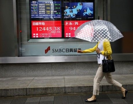 Asia stocks mixed in muted session, dollar recovers some losses