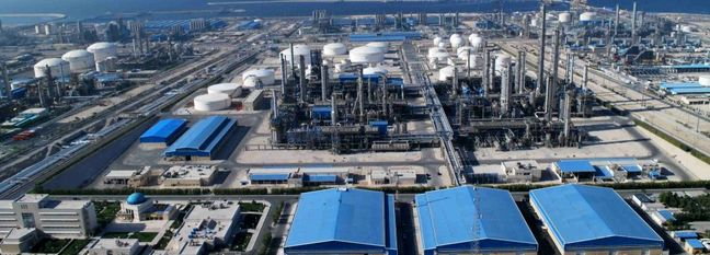 Iran Expanding Domestic Production of Gasoline Catalyst