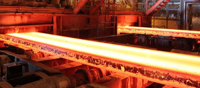 Iran Crude Steel Output Rises 10.8%