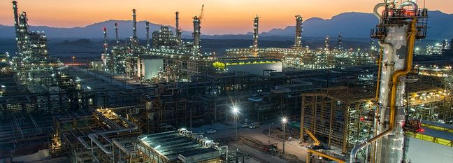 Expansion of Iran's Persian Gulf Star Refinery on Track