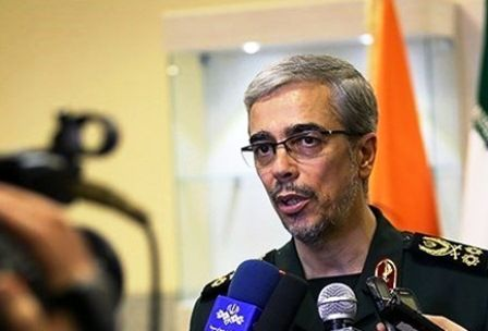 Sanctions not affecting Iran missile program: Cmdr