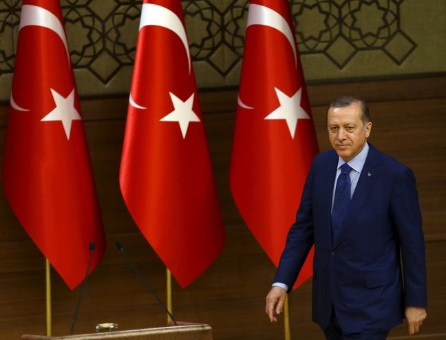 Erdogan to Meet Investors in Ankara in Latest Effort to Reassure