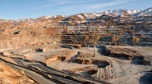 Mine, mining industry production exports reach $5.4b
