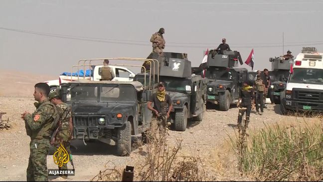 Iraqi Troops Advance in Eastern Mosul Amid Fierce Clashes
