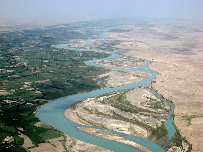 Iran, Afghanistan Start New Round of Helmand Water Talks