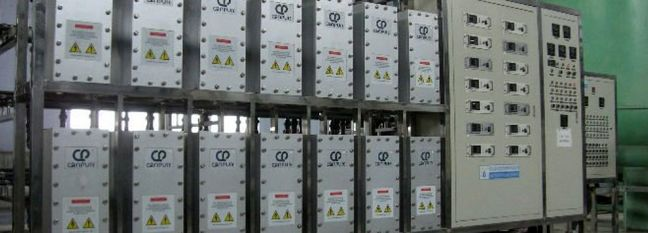 Advanced Desalination System for Rural Area in Khuzestan