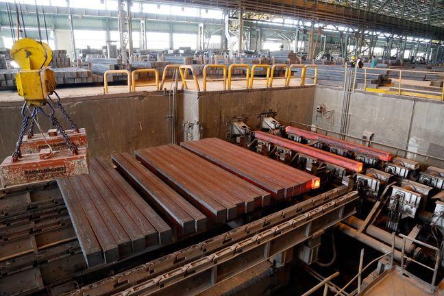 Billet Export Market Weakens With Deals at Lower Prices