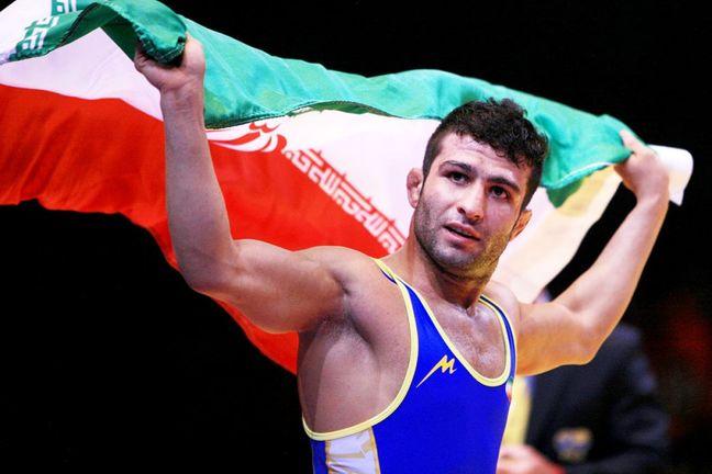 Iran's Hassan Rahimi wins bronze in Rio 2016 wrestling