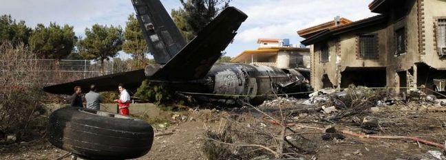 15 Killed in Cargo Plane Crash in Iran
