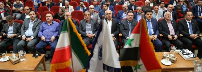 Syrian Delegation in Tehran to Review Economic Relations