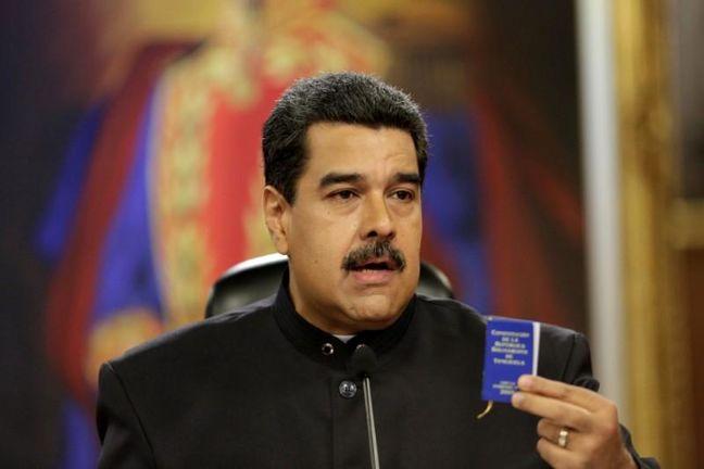 Venezuela opposition holds unofficial plebiscite to defy Maduro