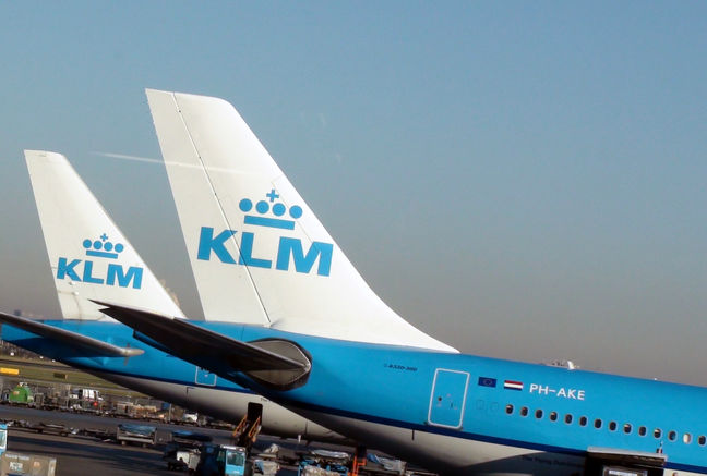 KLM Resumes Flights Over Iranian Airspace