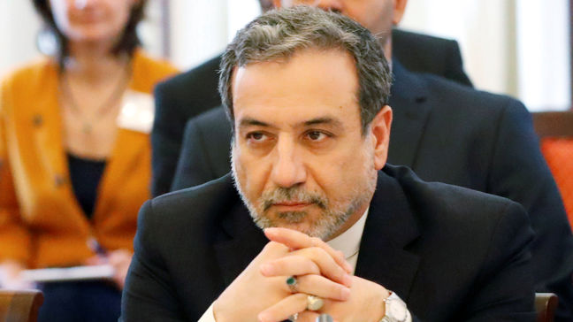 Araqchi in China to Review JCPOA Meeting's Agenda