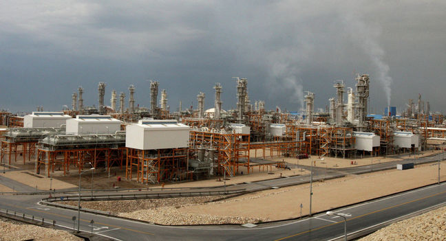 Iran LNG, FLNG Projects Target Annual Capacity of 10m Tons