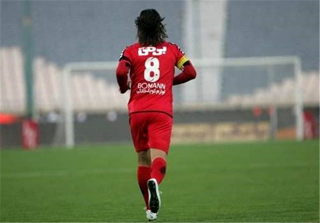 AFC names Iranian football super star as 'Asian Maradona'