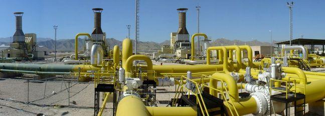 Mazandaran Rural Gas Network Expanding