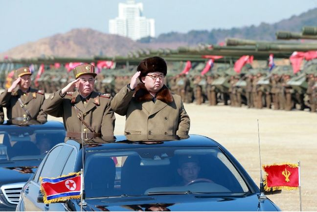Getting North Korea to give up nuclear bomb probably 'lost cause': U.S. spy chief