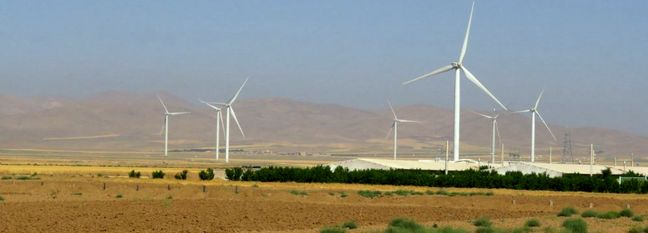 Azarbaijan Province Poor in Renewables