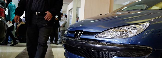 Car Prices Shot Up Again in Iran