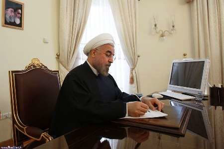 Rouhani strongly condemns bomb explosion in St. Petersburg metro