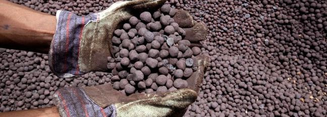 Iran's Iron Ore Pellet Output Sees 36% Rise
