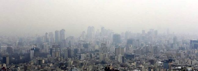Autumn Heralds Pollution Season in Tehran