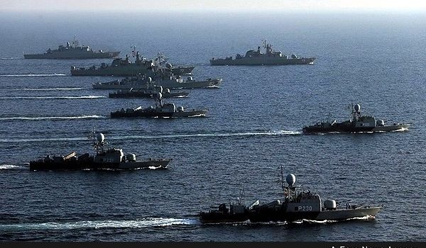 Iran holds naval war games amid rising tensions with U.S.