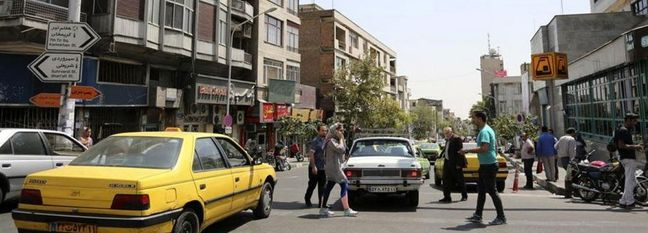No End in Sight for Dilapidated Vehicles Plying Tehran Streets