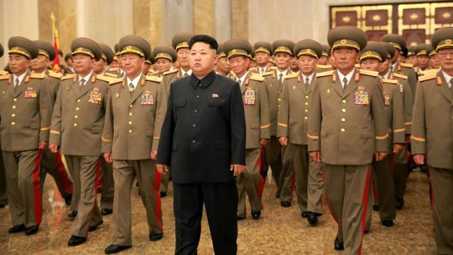 China's Spat With Kim Jong Un Shows Difficulty Stopping Him