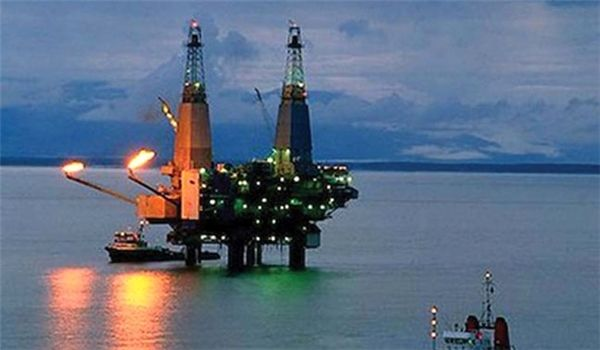 Tapping gas from Southern Pars phase-21 platform begins