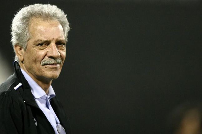Esteghlal Club's father passes away
