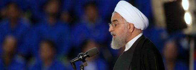 Rouhani: Boosting Production, Non-Oil Exports Essential for Countering Sanctions