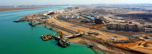 50% Growth in Essential Goods Imports From Iran's Imam Khomeini Port