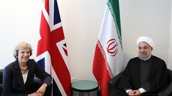 Iran's Rouhani meets world leaders on sidelines of UN General Assembly