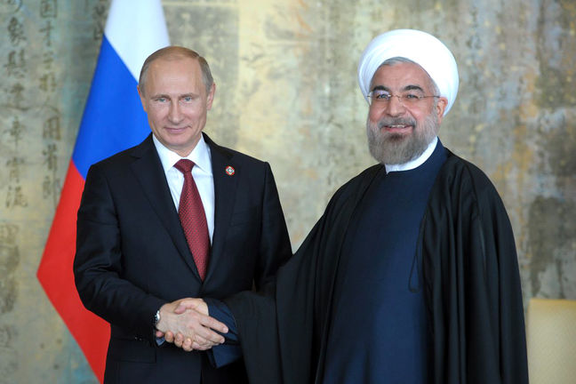 Kremlin announces Rouhani's imminent visit to Russia