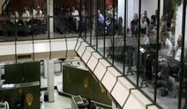 Tehran Stock Exchange's Main Index Down on First Trading Day of Week