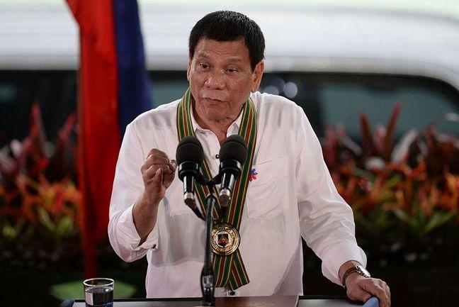 Philippines Duterte tells U.N. human rights expert: 'Go to hell'