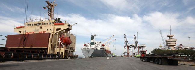 Major Boost in Rail Freight Transportation From Imam Khomeini Port