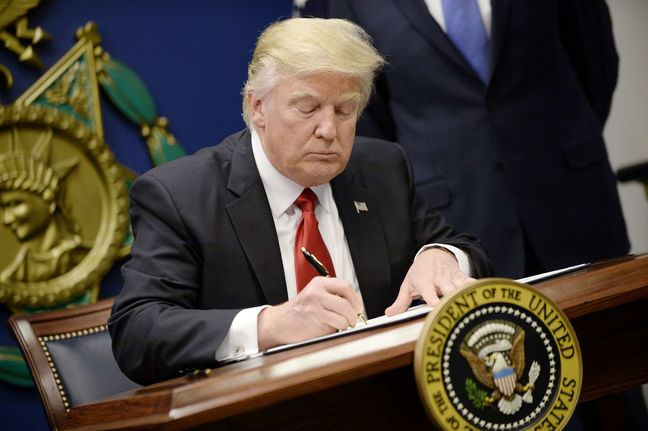 Fixing Trump Executive Order's Legal Problems Is No Easy Task