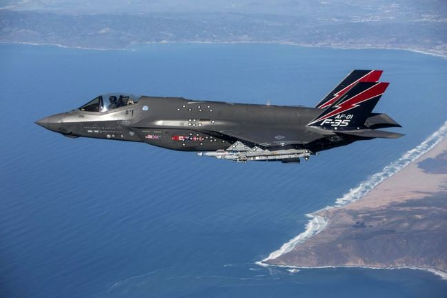 Taiwan's Pursuit of F-35s Tests Trump's Early Rapport With Xi