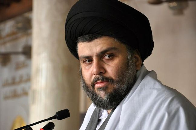 Firebrand cleric Sadr on course to win Iraq election