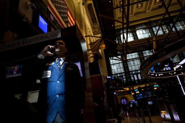 Caution Reigns as U.S. Politics Takes Center Stage