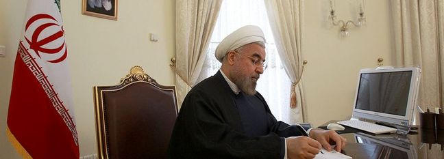 Rouhani to Visit Iraq on Monday