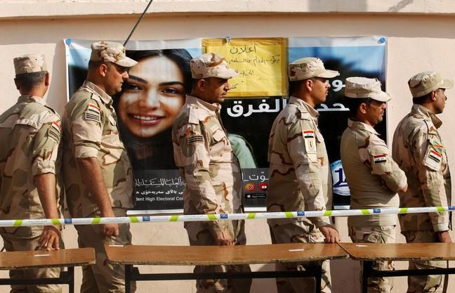 Iraqis start voting in first election since defeating Islamic State