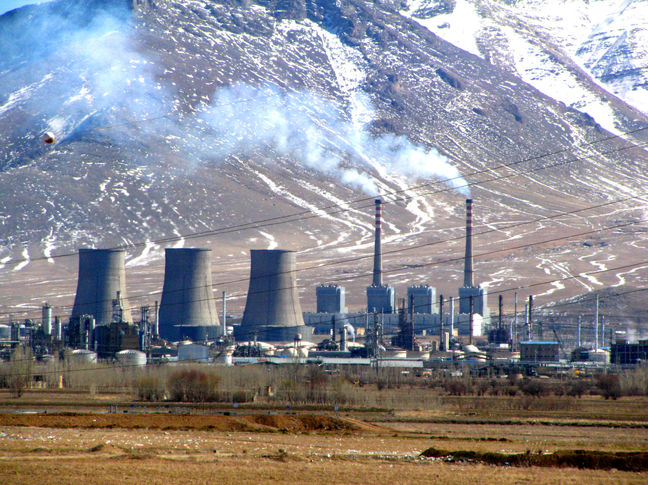 Iran's Power Industry Leading in Middle East
